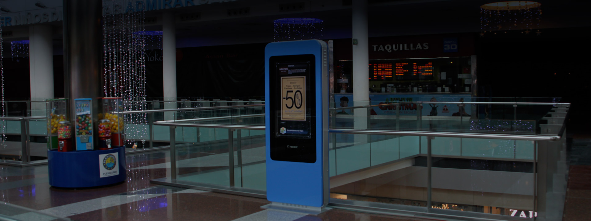 TECCO DIGITAL KIOSKS